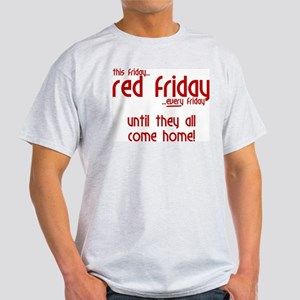 Red Friday [Rounded] Light T-Shirt